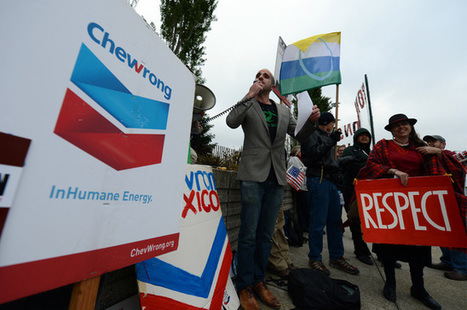 Chevron defends environmental record in Ecuador, sees bright future for Richmond refinery | Sustain Our Earth | Scoop.it