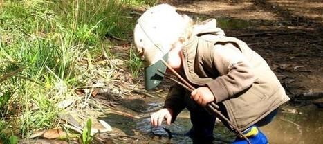 El Trastorno por Déficit de Naturaleza en la escuela | Actualidad Pedagógica | Per llegir | Scoop.it