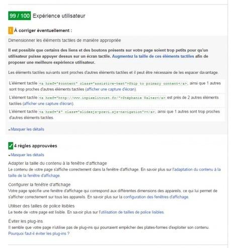 Google ajoute un label mobile-friendly dans les résultats de recherche - Alsacreations | Web mobile - UI Design - Html5-CSS3 | Scoop.it
