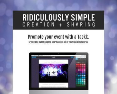 Presentations Made Easy with Tackk | 21st Gen Learners | Scoop.it