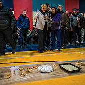 Prime Minister Marois in Kangiqsualujjuaq - Images | Marc-Andre Pauze | Documentary photography | Scoop.it