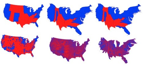 Maps of the 2008 US Presidential Election Results | Maps of the 2008 US Presidential Election Results | Scoop.it