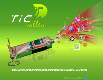 Qu'est ce que la TIC Valley? | vuludi | Scoop.it