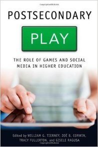 Book Review: Postsecondary Play | SCUP Links | Scoop.it