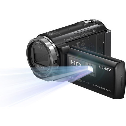 Deal of the Day - Sony 32GB HDR-PJ540 HD Handycam Camcorder w/ Built-in Projector | Sony News, Rumors and Killer Photography Gear Deals!! | Scoop.it