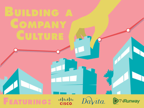 How 3 Companies Built Their Corporate Cultures | Corporate Culture and OD | Scoop.it