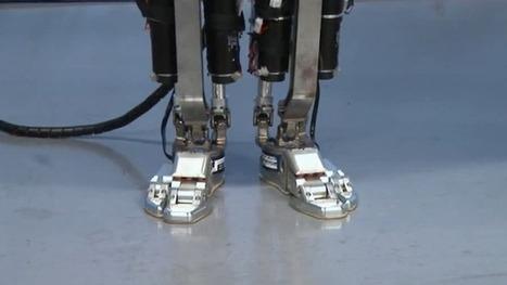 Waseda University building better humanoid walking robots - IEEE Spectrum | The Robot Times | Scoop.it