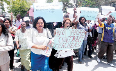 TSC and Knut in new battle, employer says no cash for teachers promotions | Kenya School Report - 21st Century Learning and Teaching | Scoop.it