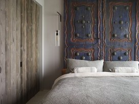 Headboard Alternatives to Make a Dull Bed Divine | The Dining Chair Company | Scoop.it