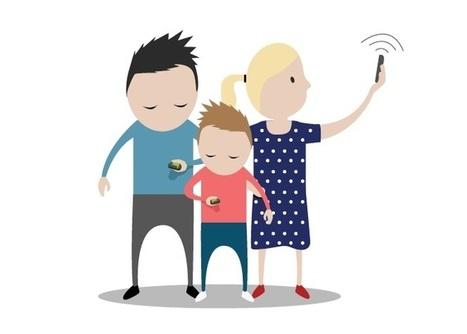 C'est confirmé : les médias sociaux s'ancrent dans nos habitudes | Vie digitale - comprendre les enjeux | Scoop.it