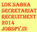 Lok Sabha Secretariat Recruitment 2014 for Various Posts   Customer Care Contact Number   Scoop.it