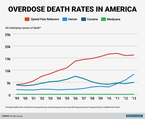 The Legal Drug That Kills More People Than Heroin | Health & Medicine | Scoop.it