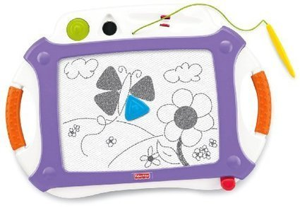 Fisher Price Classic Doodler with Two Stamps | WebNuggetz.com | The Most Wanted Toys | Scoop.it