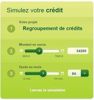 rachat de credit Banque Casino - simulation en ligne | Rachat de crédits | Scoop.it