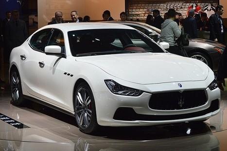 2014 Maserati Ghibli snarls | latest cars | Scoop.it