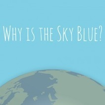 Why is the Sky Blue? | Visual.ly | Our Solar System: Year 6 | Scoop.it