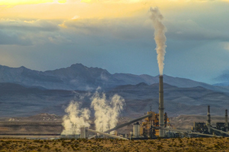 More coal-fired idiocy and mendacity in Nevada | Sustain Our Earth | Scoop.it