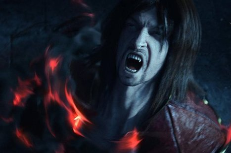 Castlevania: Lords of Shadow 2 VGA trailer highlights Dracula's vengeance | GamingShed | Scoop.it