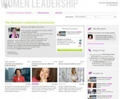 Favoriser le leadership au féminin avec une solution d'apprentissage communautaire | CrossKnowledge | Nouveaux modes d'apprentissage | Scoop.it