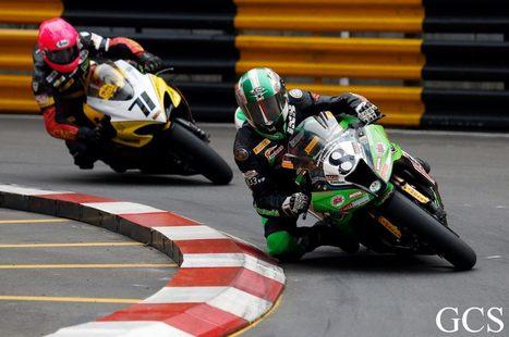 [video] 2012 MACAU MOTORCYCLE GP WITH HORST SAIGER | Vintage Motorbikes | Scoop.it