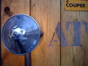 Panneau lumineux décoratif en bois #palettes qui vaut le détour... | Best of coin des bricoleurs | Scoop.it