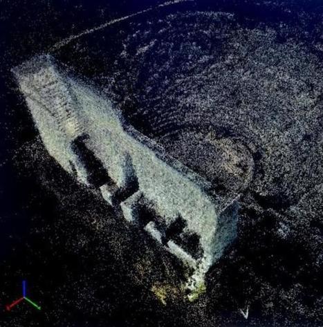 Acinipo a vista de dron | Arqueología romana en Hispania | Scoop.it
