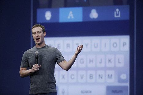 Mark Zuckerberg: Kids playing video games can lead to programming career | Technological Sparks | Scoop.it
