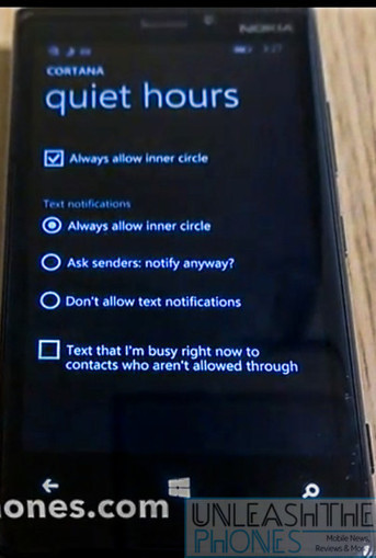 Exclusive: Cortana Voice Assistant on Windows Phone 8.1 [VIDEO] - UnleashThePhones | Interface, ergonomie.....too geek or not too geek | Scoop.it