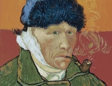 "Artist ""Remakes"" Van Gogh's Ear 