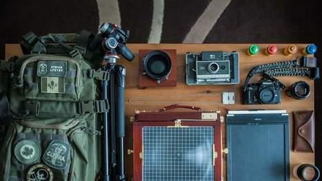 In your bag No: 1307 - Stefan Lister - Japan Camera Hunter | L'actualité de l'argentique | Scoop.it