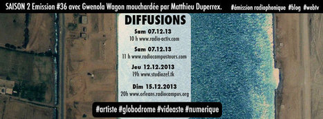 Stéphane Degoutin, artiste, auteur, chercheur. | Villes du futur | Scoop.it