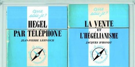 """""""La philosophie floue"""" en 20 """"Que sais-je?""""   Archivance - Miscellanées   Scoop.it"""