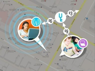 Share Your WiFi, Earn Some Cash, Do Some Good   The Collaborative Society   Scoop.it