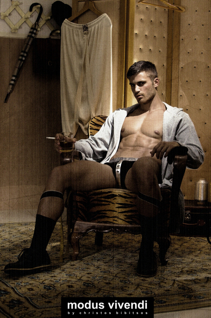 A guy in underwear – Modus Vivendi | Gay | Scoop.it