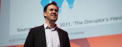 'Disruption has become disrupted': Forrester's James McQuivey at TNW Europe Conference | Digital Content Publishing | Scoop.it