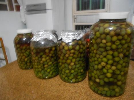 Diminuição de Consumo de Azeitona de Mesa nos principais importadores | olive table on Brazil | Scoop.it