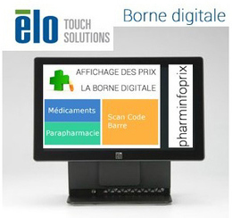 Des bornes interactives pour digitaliser l'officine | De la E santé...à la E pharmacie..y a qu'un pas (en fait plusieurs)... | Scoop.it