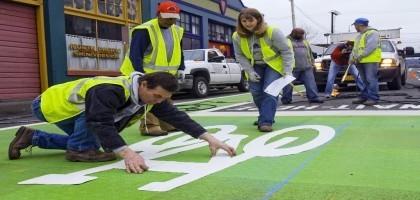 Quand les aménagements cyclables créent des emplois | voie verte | Scoop.it