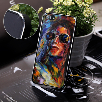 Michael Jackson painting iPhone5 case   Apple iPhone and iPad news   Scoop.it