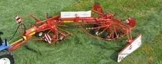 NEW Kuhn GA 6002 Twin Rotor Rak | Farm Machinery | Scoop.it
