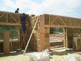 alfaWALL, paneles prefabricados de paja | Building with wood | Scoop.it