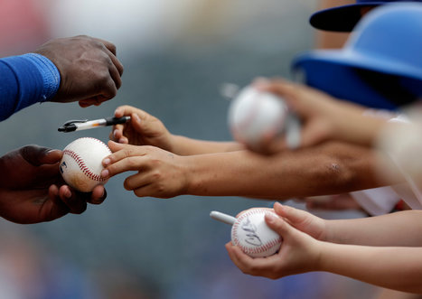 Narrative, Argumentative and Informative Writing About Baseball | Family Learning | Scoop.it