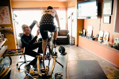 Laser Levels and Motion Capture Show Everything You Know About Bike Fit Is Wrong - Wired News   SportActive Cycling tips   Scoop.it