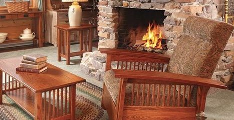 Amish Craftsman Collection, Living Room Furniture Bristol, PA - Amish Furniture | Amish Furniture Collections | Scoop.it