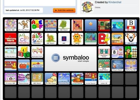 40+ Web Games for letter ID/Sounds | Tech in Kindergarten | Scoop.it