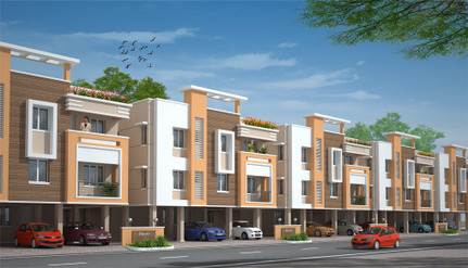 Get your Luxury Residence in Vijay Shanthi Builders, Chennai   Latest News Today   Scoop.it