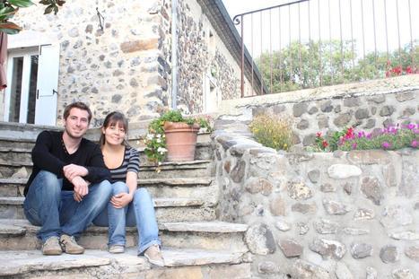 Interview propriétaires : Stéphanie et Thibaud du Moulinage | Homeloc : le mag | gestion des gites | Scoop.it