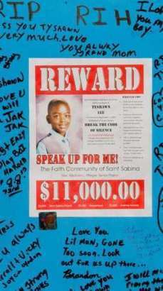 Two suspects in custody for Chicago gang hit on 9-year-old Tyshawn Lee | Criminal Justice in America | Scoop.it