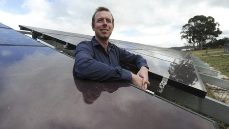 'Largest community-owned' solar farm in Australia taking root in Canberra vineyard | Sustain Our Earth | Scoop.it