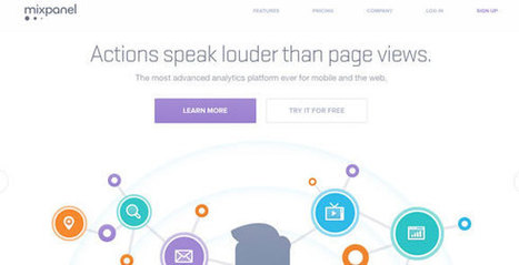 20 Clean Website Design Inspiration for Designers | HTML5 CSS3 | Scoop.it